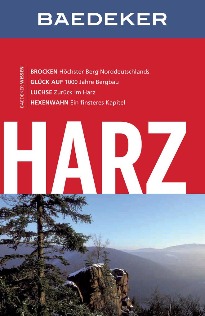Baedeker Reiseführer Harz als eBook Download vo...