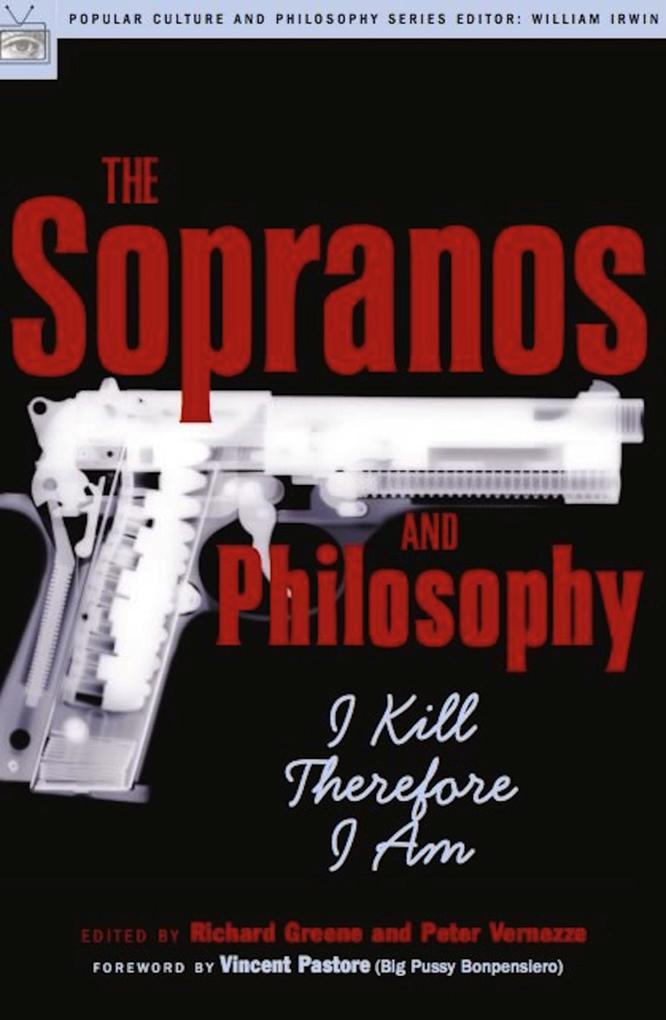 The Sopranos and Philosophy als Taschenbuch