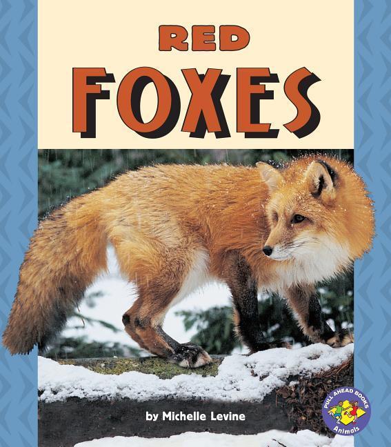 Red Foxes als Taschenbuch