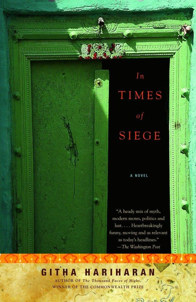 In Times of Siege als Taschenbuch