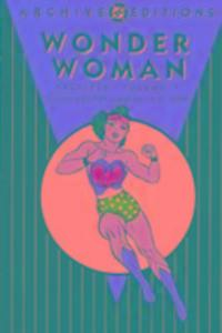 Wonder Woman Archives HC Vol 04 als Buch