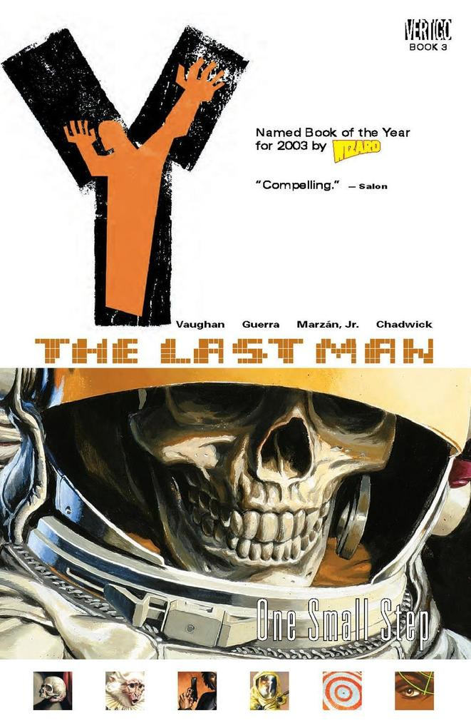 Y: The Last Man. One Small Step als Taschenbuch