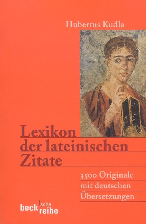 Lexikon der lateinischen Zitate als eBook