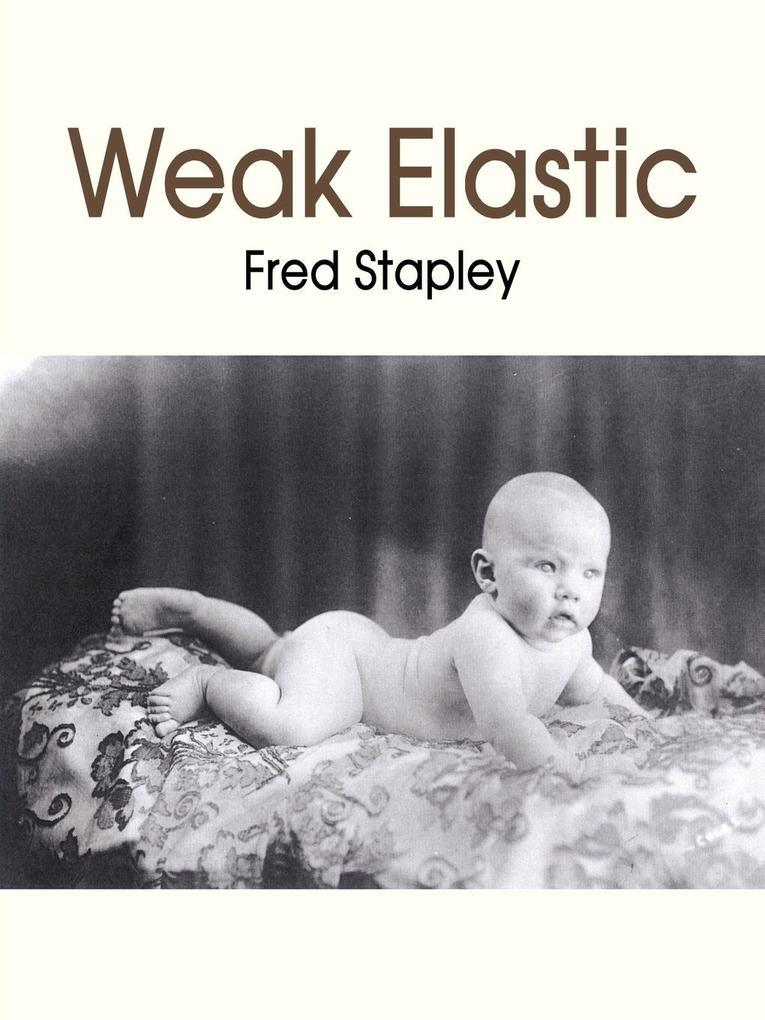 Weak Elastic als Taschenbuch