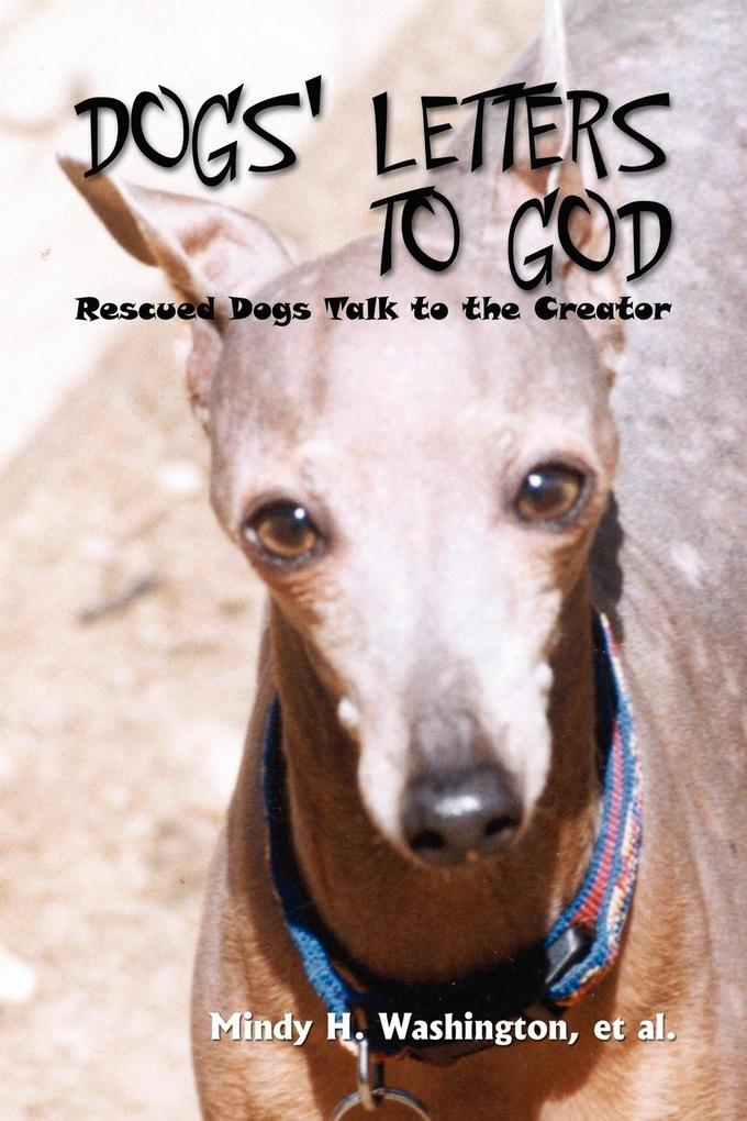 Dogs' Letters to God: Rescued Dogs Talk to the Creator als Taschenbuch