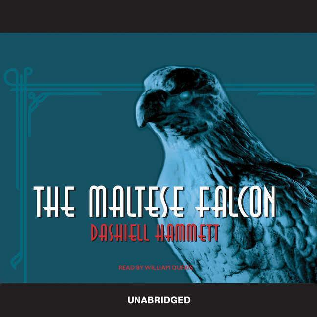 The Maltese Falcon als Hörbuch