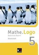 Mathe.Logo 5 Arbeitsheft Neu Realschule Bayern