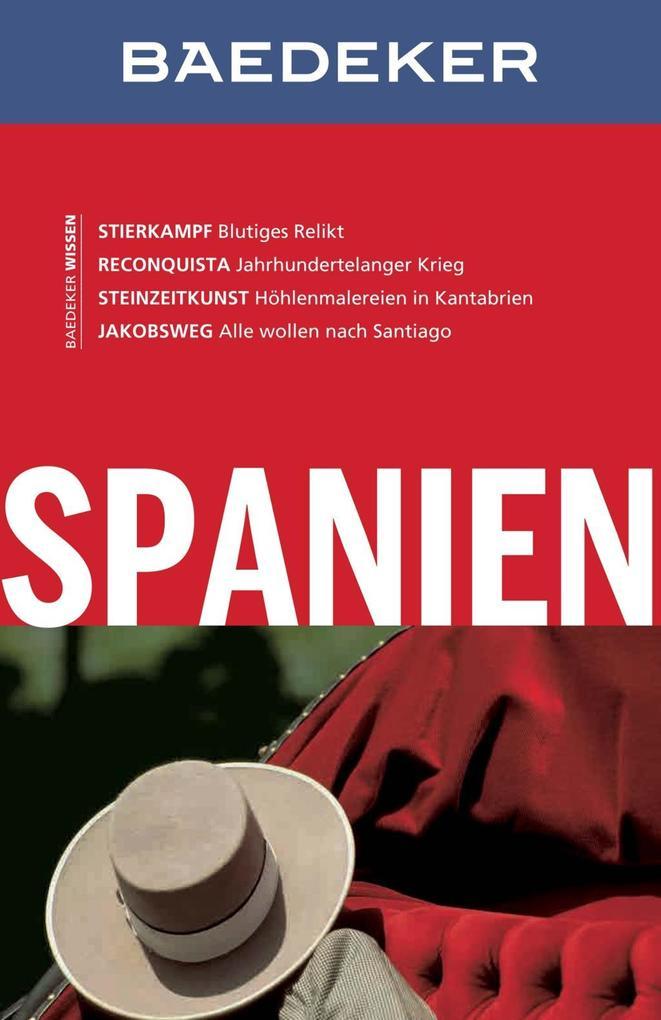 Baedeker Reiseführer Spanien als eBook Download...
