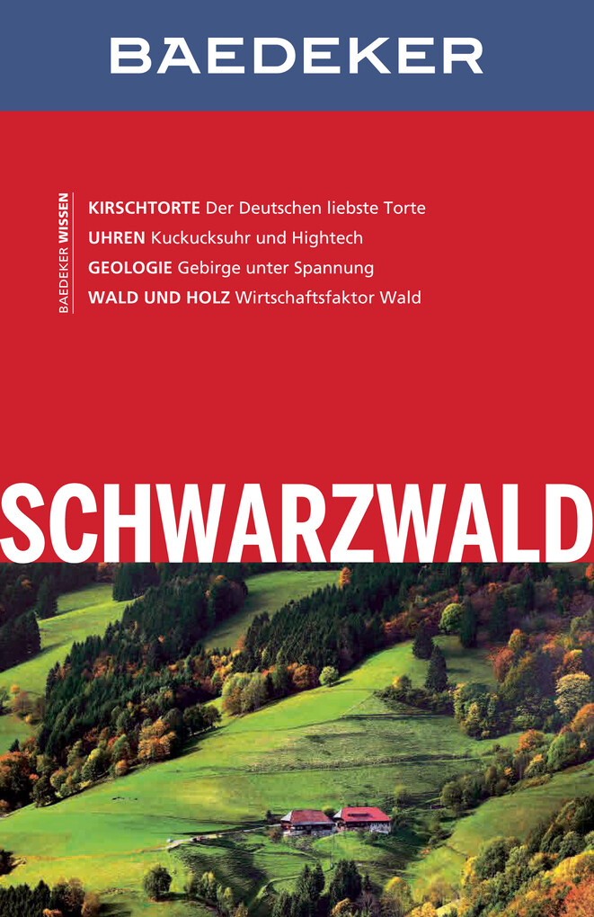 Baedeker Reiseführer Schwarzwald als eBook Down...