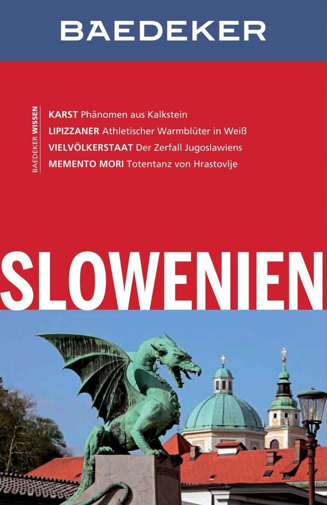 Baedeker Reiseführer Slowenien als eBook Downlo...
