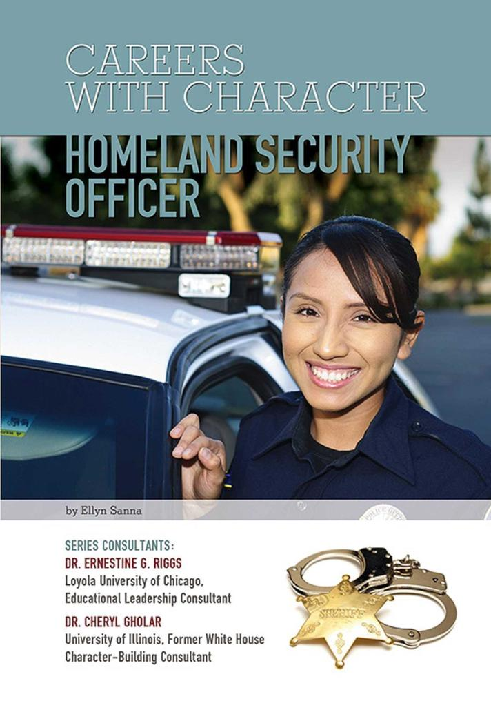 Homeland Security Officer als eBook Download vo...