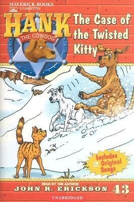 The Case of the Twisted Kitty als Hörbuch