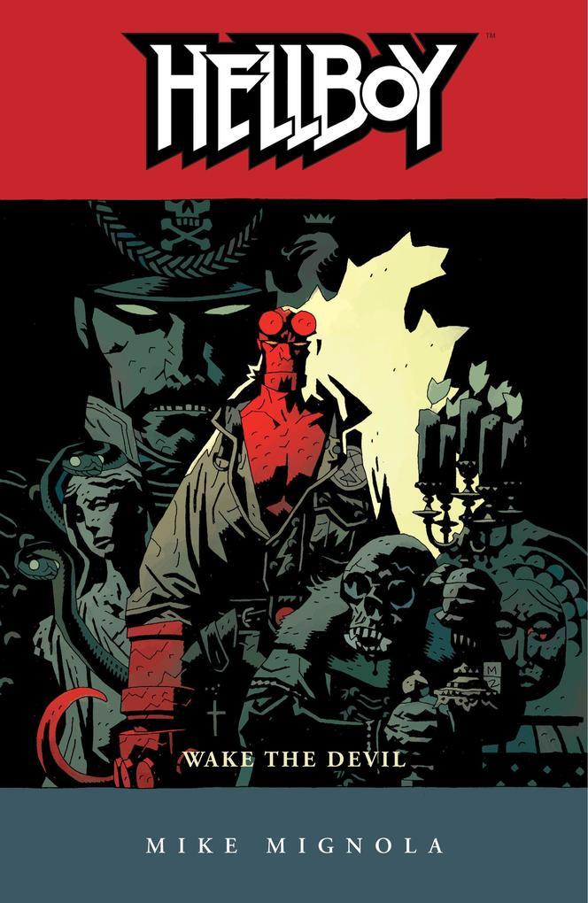 Hellboy Volume 2: Wake The Devil (2nd Ed.) als Taschenbuch