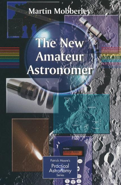The New Amateur Astronomer als Buch