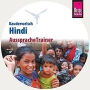 Reise Know-How Kauderwelsch AusspracheTrainer Hindi (Audio-CD)
