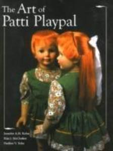 Art of Patti Playpal als Buch