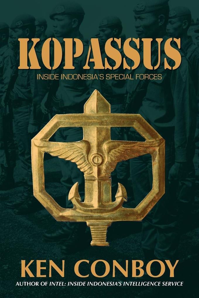 Kopassus: Inside Indonesia's Special Forces als Taschenbuch