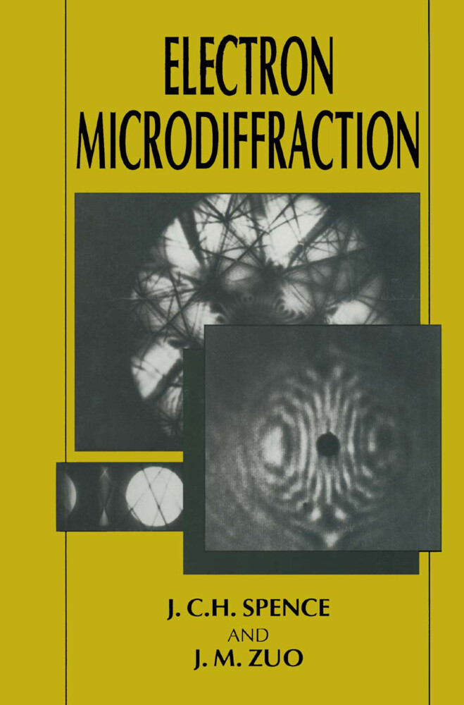 Electron Microdiffraction als Buch
