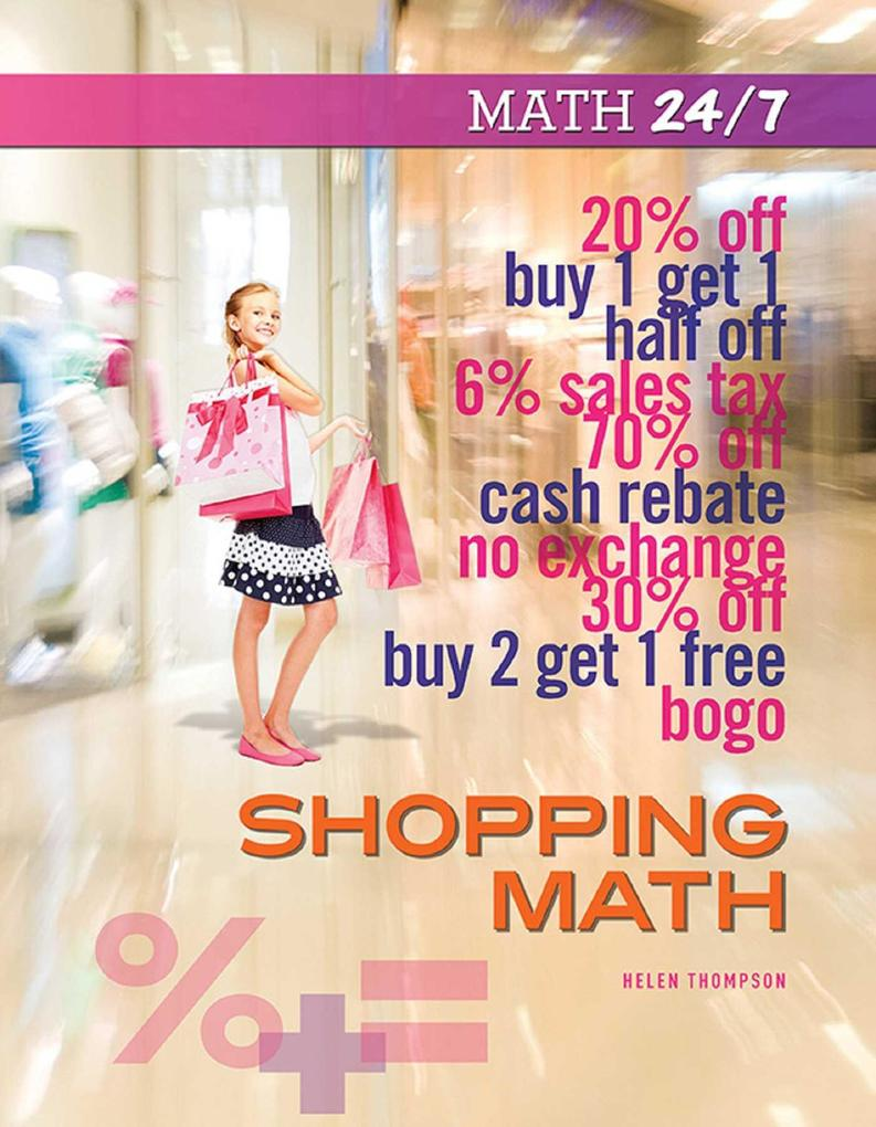 Shopping Math als eBook Download von Helen Thom...