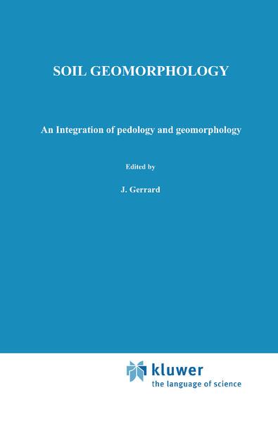 Soil Geomorphology als Buch