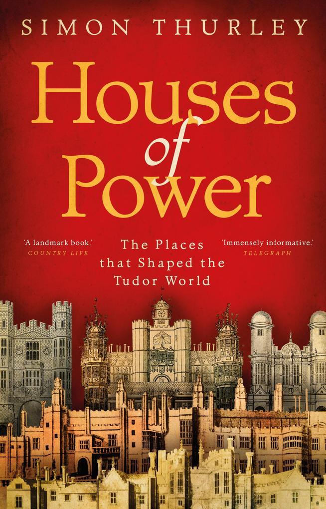Houses of Power als eBook Download von Simon Th...