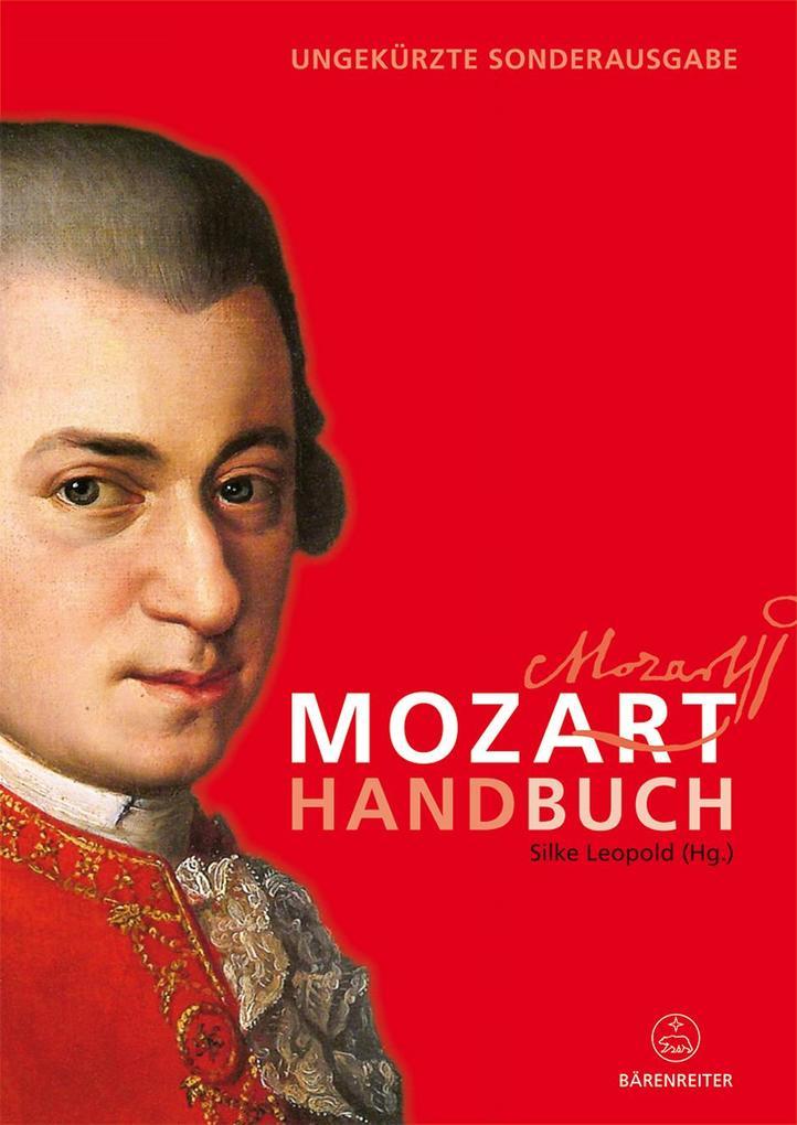 Mozart-Handbuch als Buch