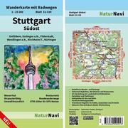 Stuttgart Südost 1 : 25 000