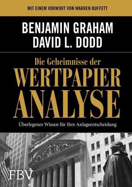 Die Geheimnisse der Wertpapieranalyse als Buch