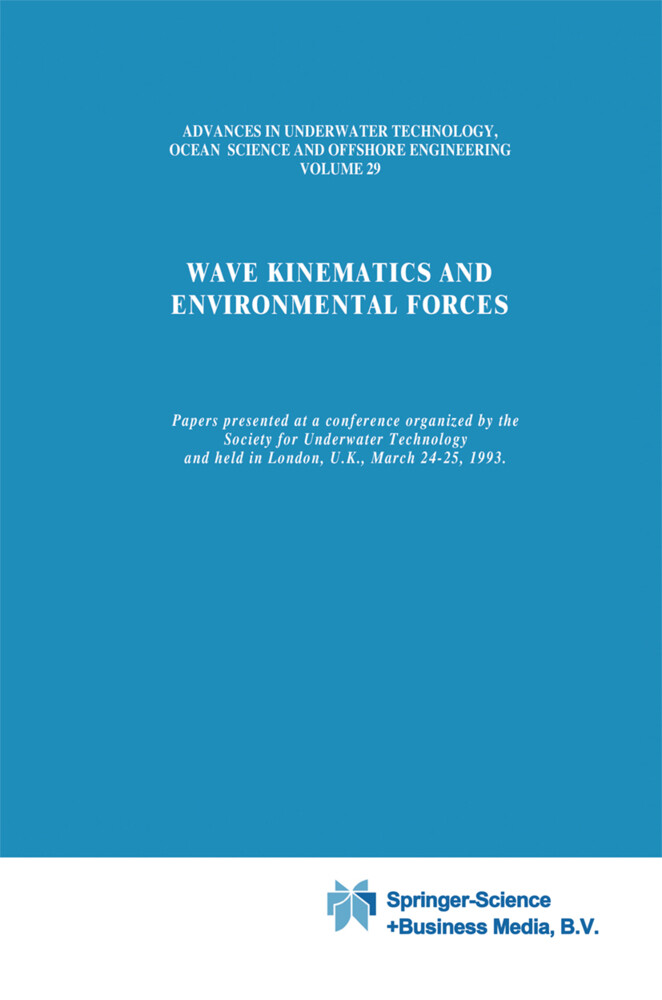 Wave Kinematics and Environmental Forces als Buch