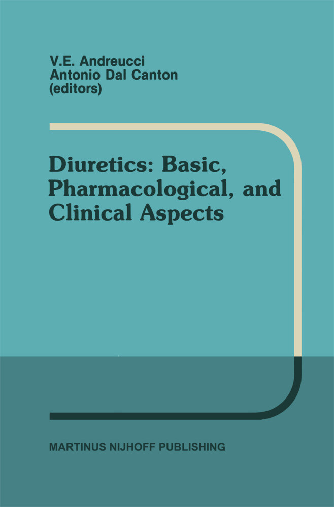 Diuretics: Basic, Pharmacological, and Clinical Aspects als Buch