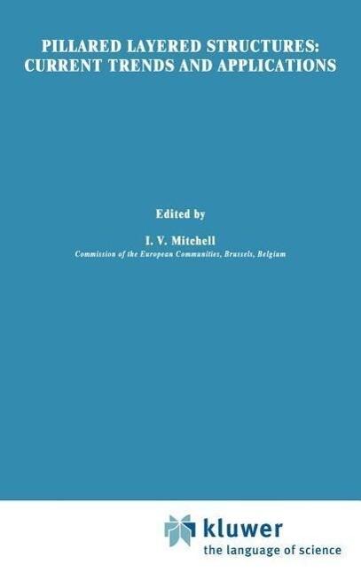 Pillared Layered Structures als Buch