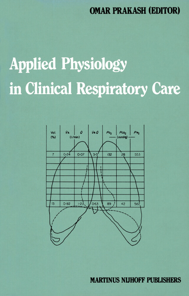 Applied Physiology in Clinical Respiratory Care als Buch