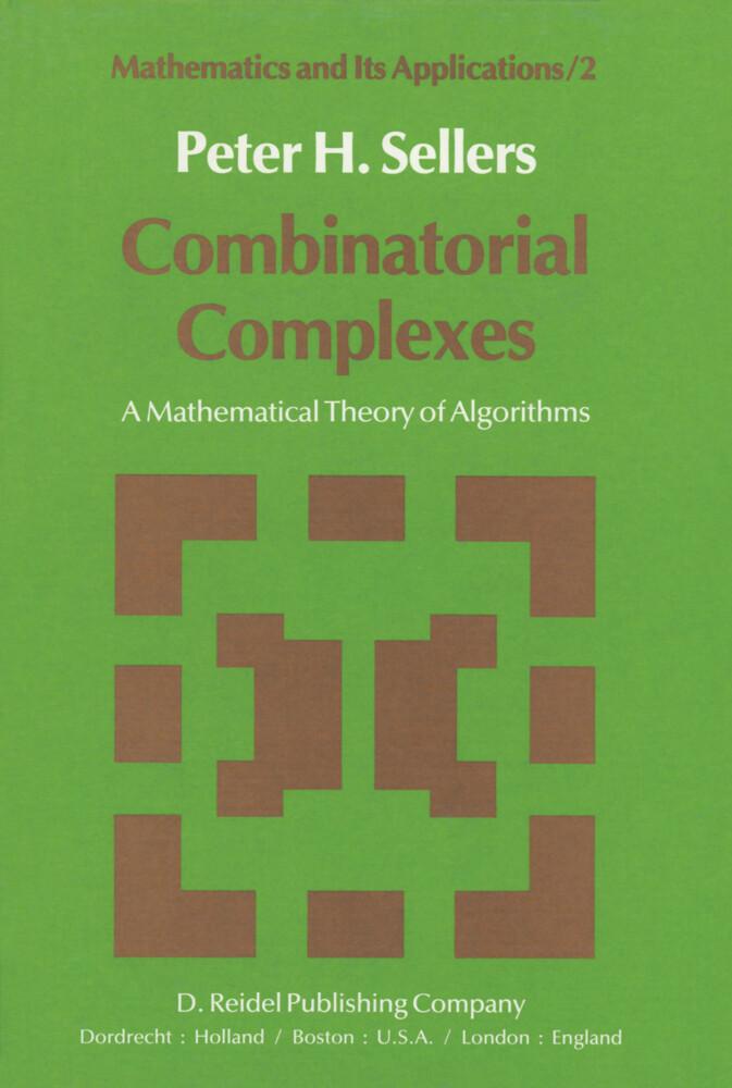 Combinatorial Complexes als Buch