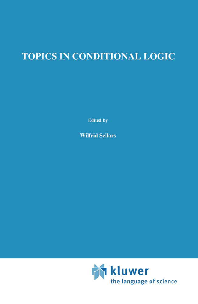 Topics in Conditional Logic als Buch