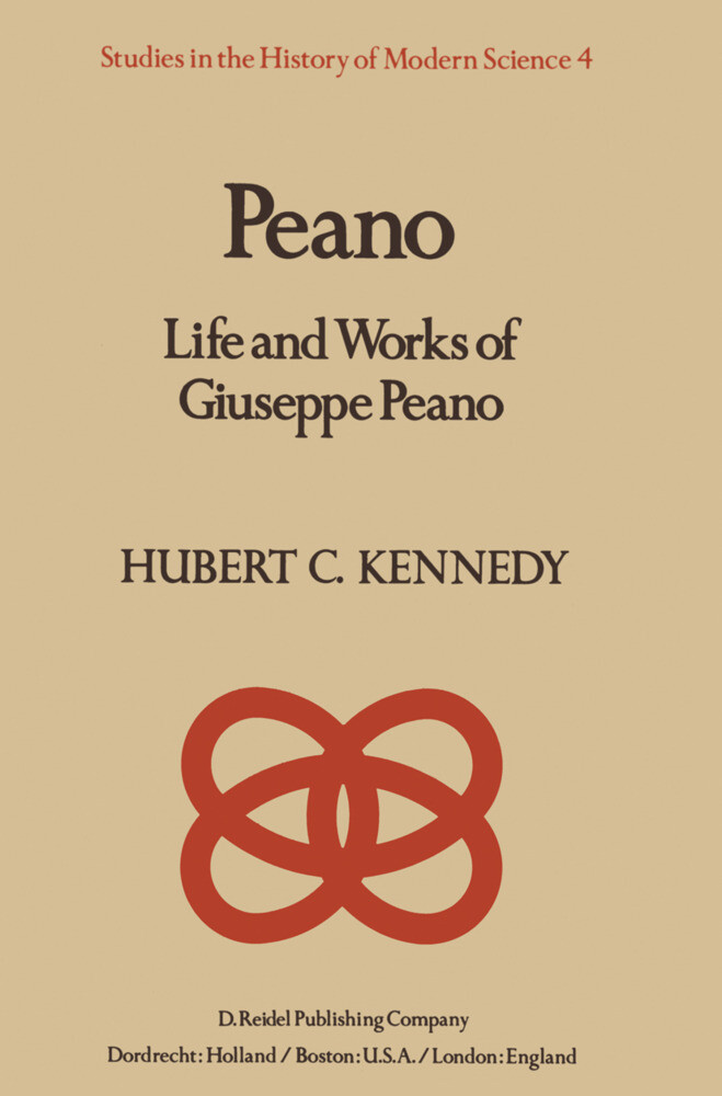 Peano als Buch