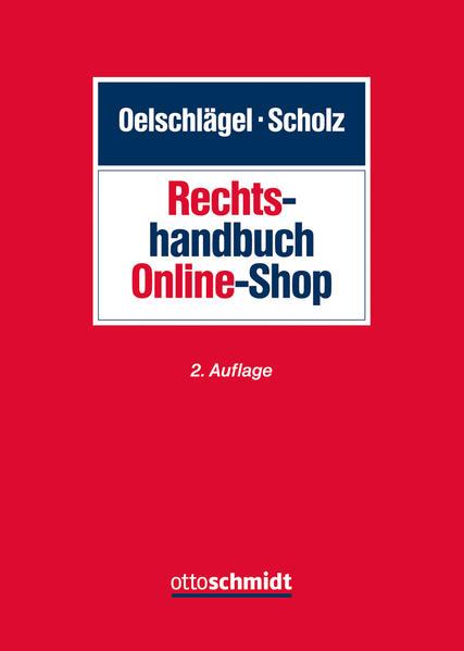 Rechtshandbuch Online-Shop als Buch von Silvia ...