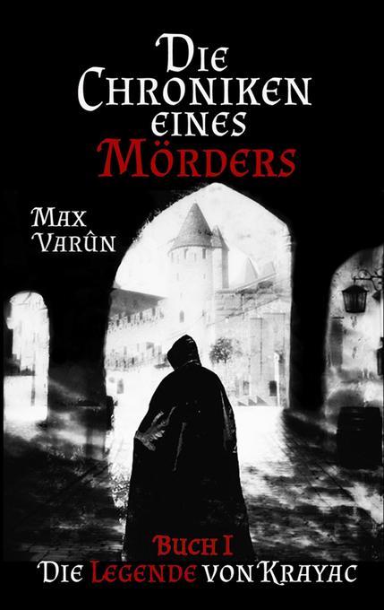 Die Chroniken eines Mörders als Buch