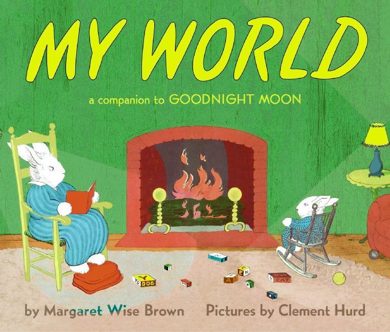 My World als Buch