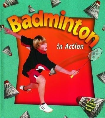 Badminton in Action als Buch (gebunden)