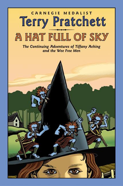 A Hat Full of Sky als Buch