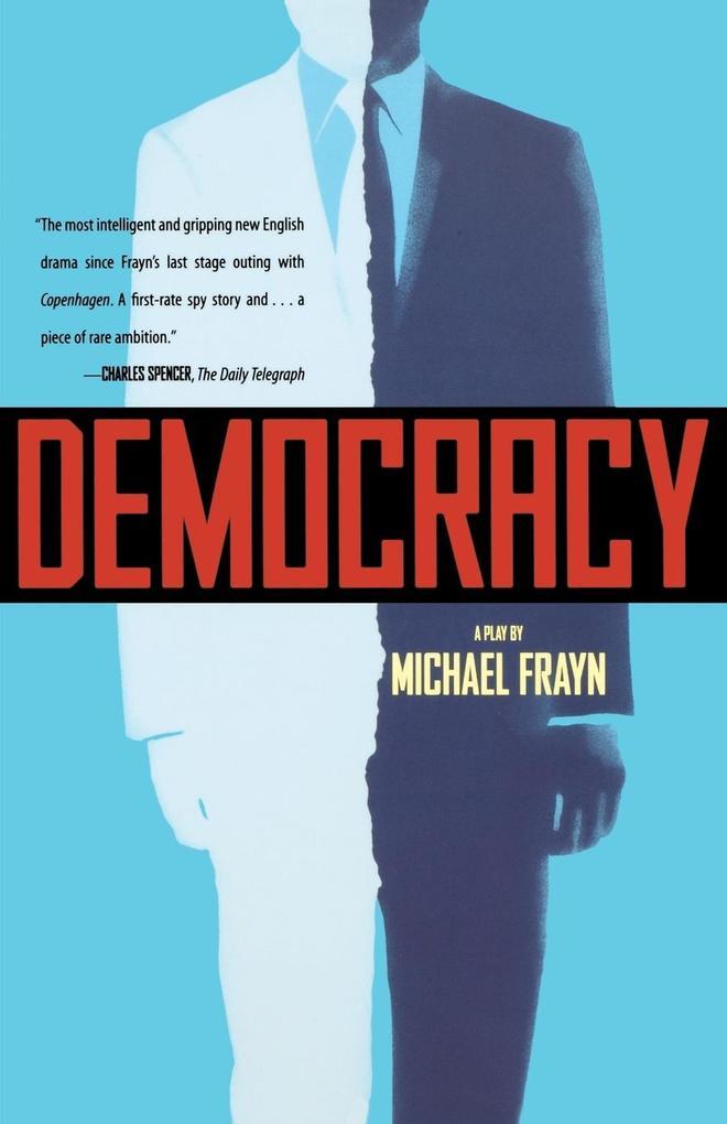 Democracy: A Play als Taschenbuch