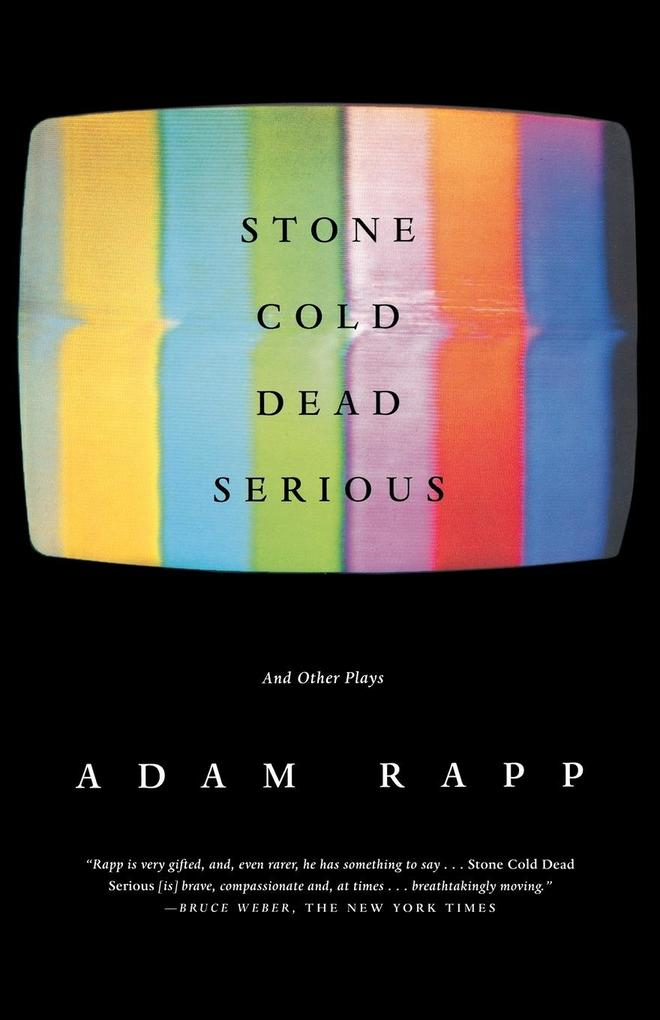 Stone Cold Dead Serious: And Other Plays als Taschenbuch