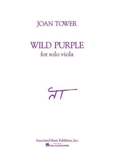 Wild Purple: For Solo Viola als Taschenbuch