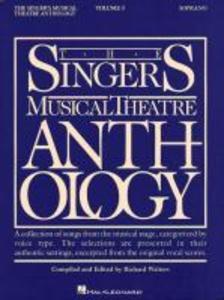 Singers Musical Theatre Anthology als Taschenbuch
