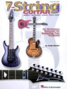 7-String Guitar: An All-Purpose Reference for Navigating Your Fretboard als Taschenbuch