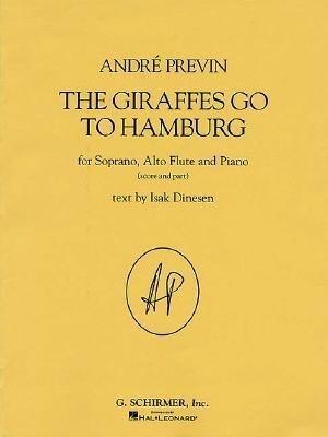 The Giraffes Go to Hamburg: Score and Parts als Taschenbuch