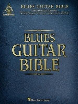 Blues Guitar Bible als Taschenbuch