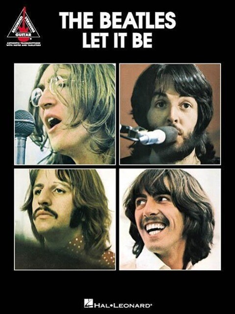 The Beatles - Let It Be als Taschenbuch