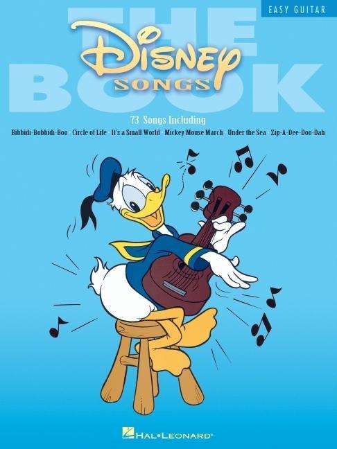 The Disney Songs Book als Taschenbuch
