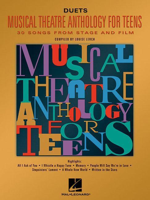 Musical Theatre Anthology for Teens: Duets Edition als Taschenbuch